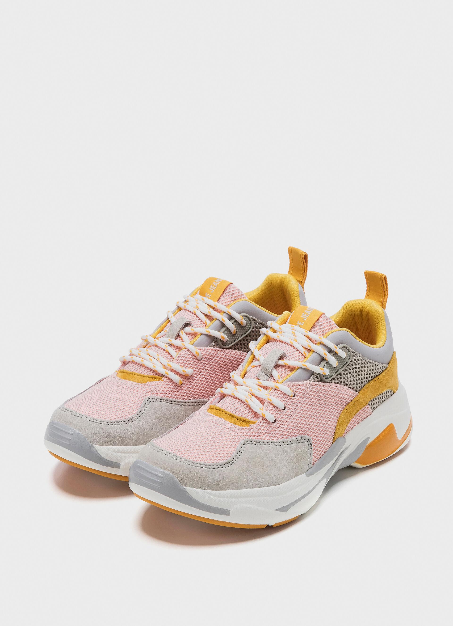 Sneakers Colors Sinyu Maxi Sole FreshWomen CxeWdBoQrE