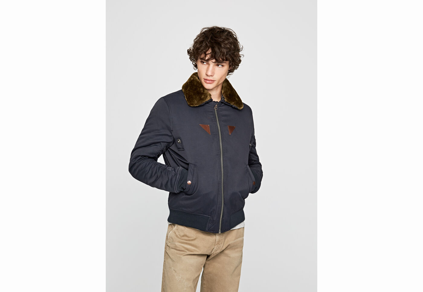 new arrival 9c589 50f28 Cappotti e giacche da uomo   Pepe Jeans London