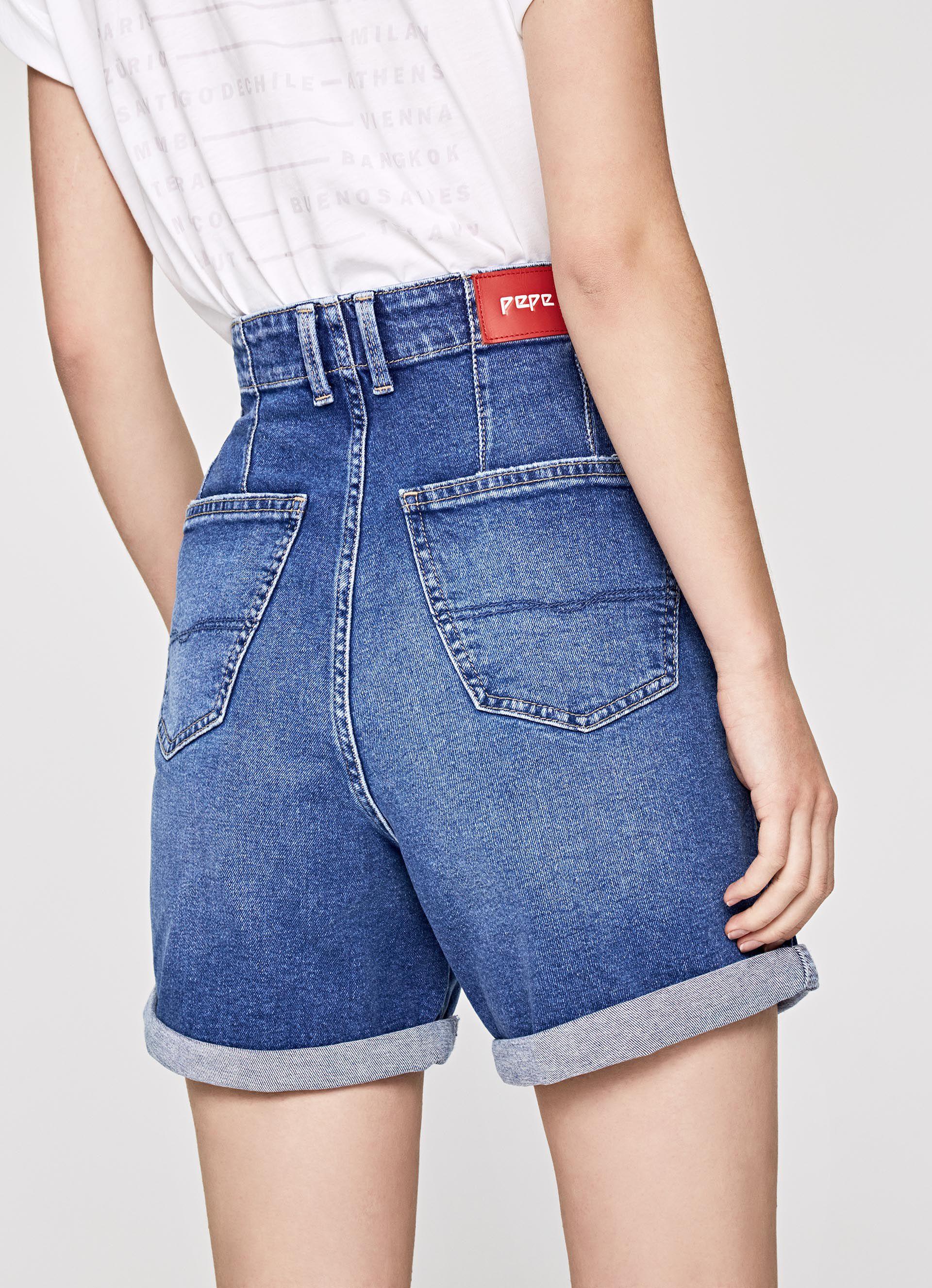 Haute Short Taille Haute Short Daisie Short Haute Daisie Taille Taille pSMqUzV