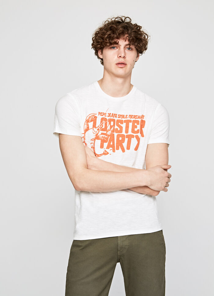 503bbc13f442a7 Men's T-shirts and Polos | Pepe Jeans London