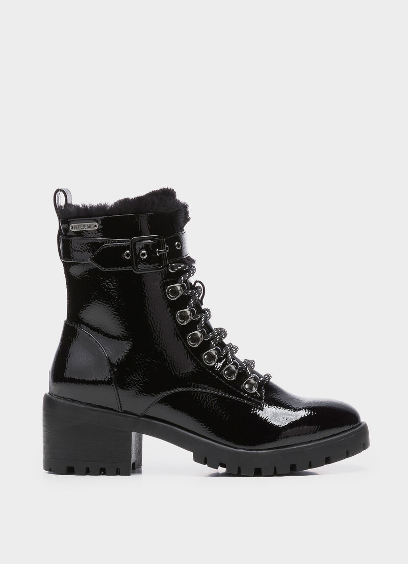 best quality for boy classic chic BIKER ANKLE BOOTS FULHAM BASS