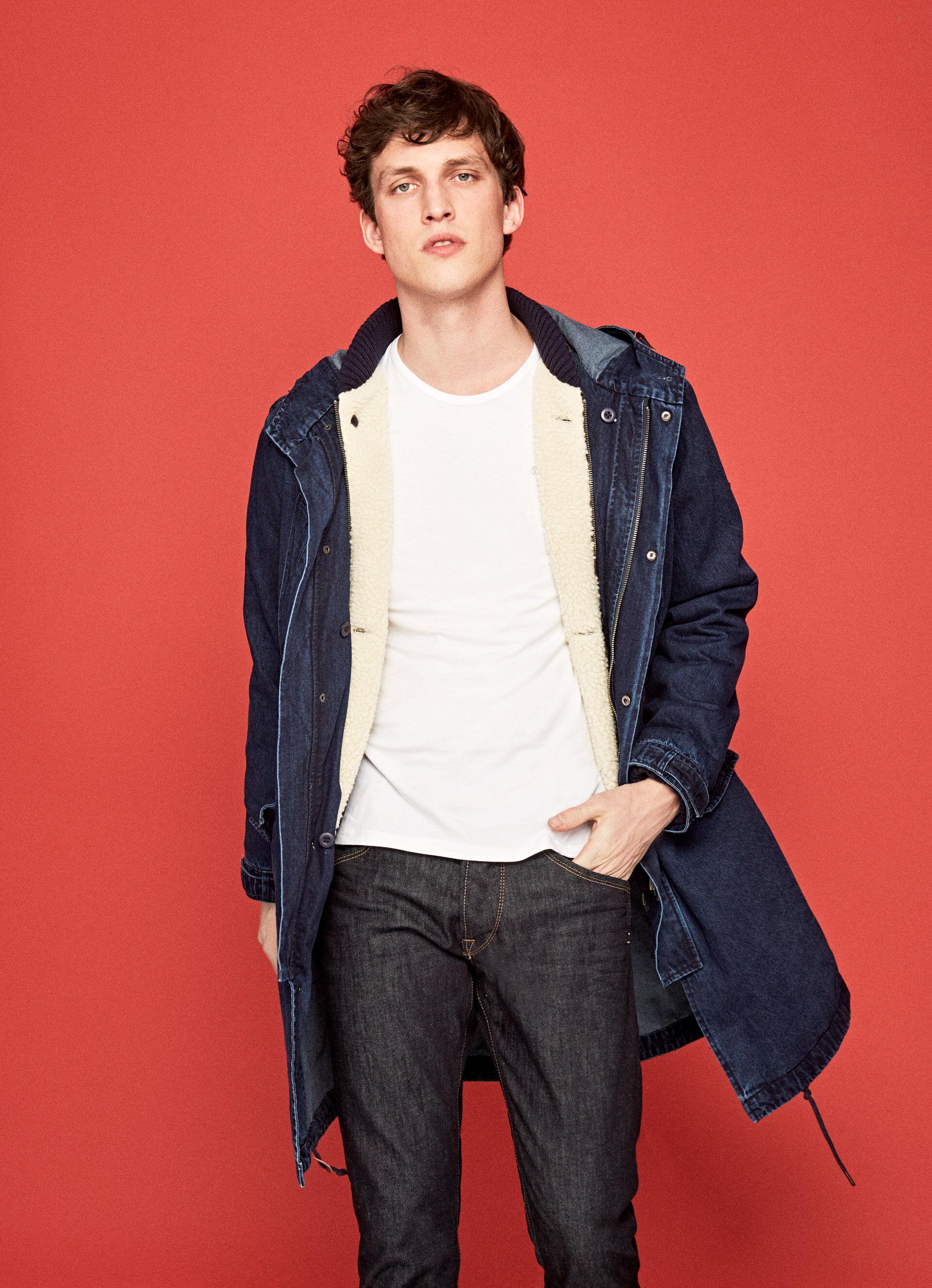 JacketsPepe Coats Men's And Jeans London Ybfygv76