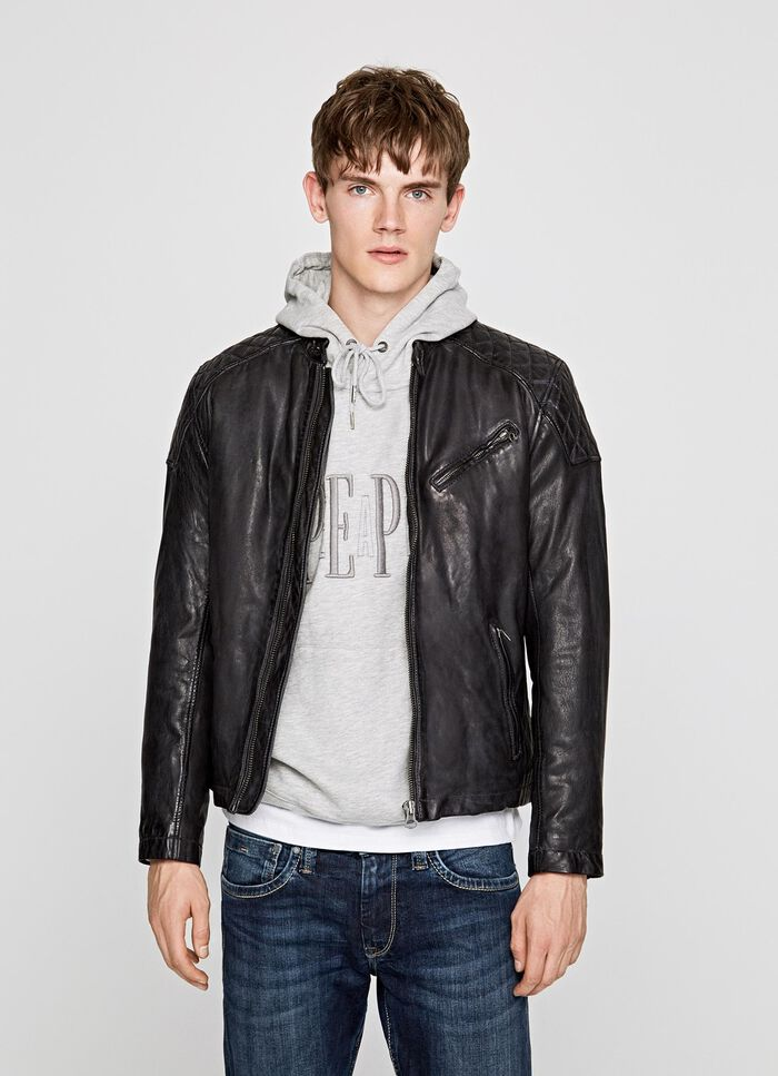 Men S Coats And Jackets Pepe Jeans London