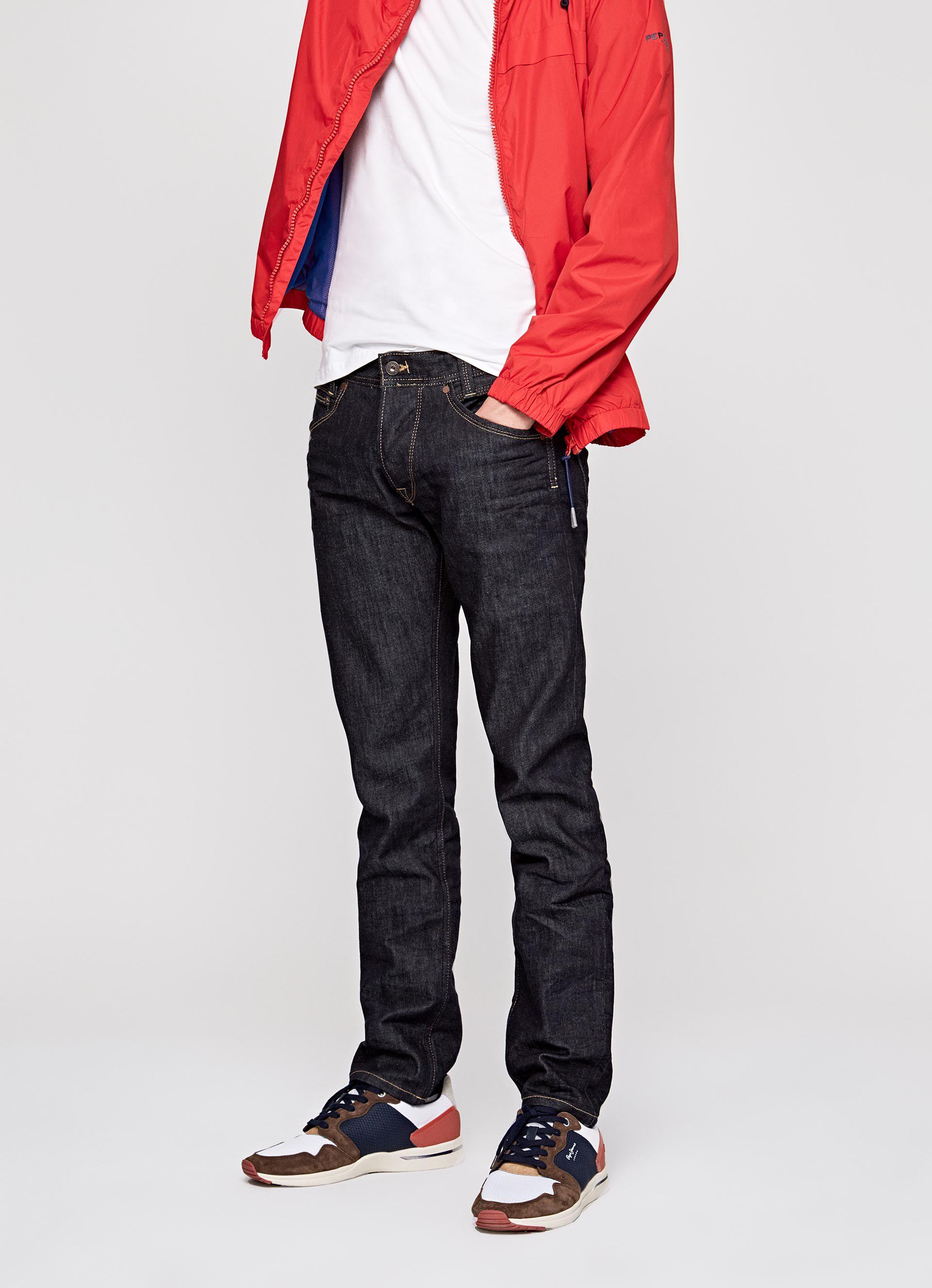 JeansHomme Spike Fit Spike Waist Regular hrxtQdCs