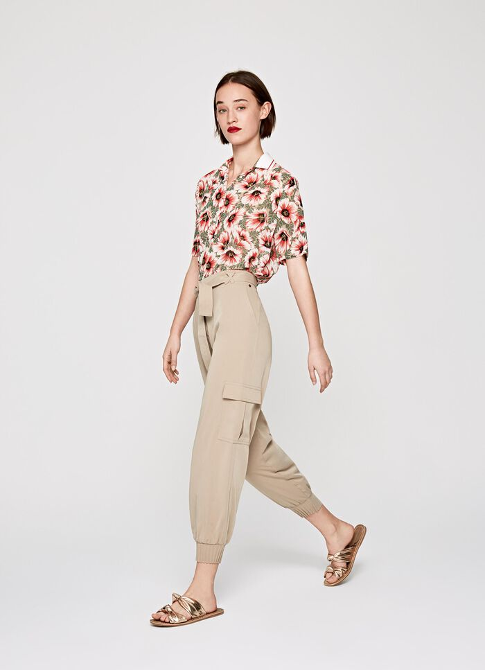 01acbe9df390 Women s Trousers and Jumpsuits