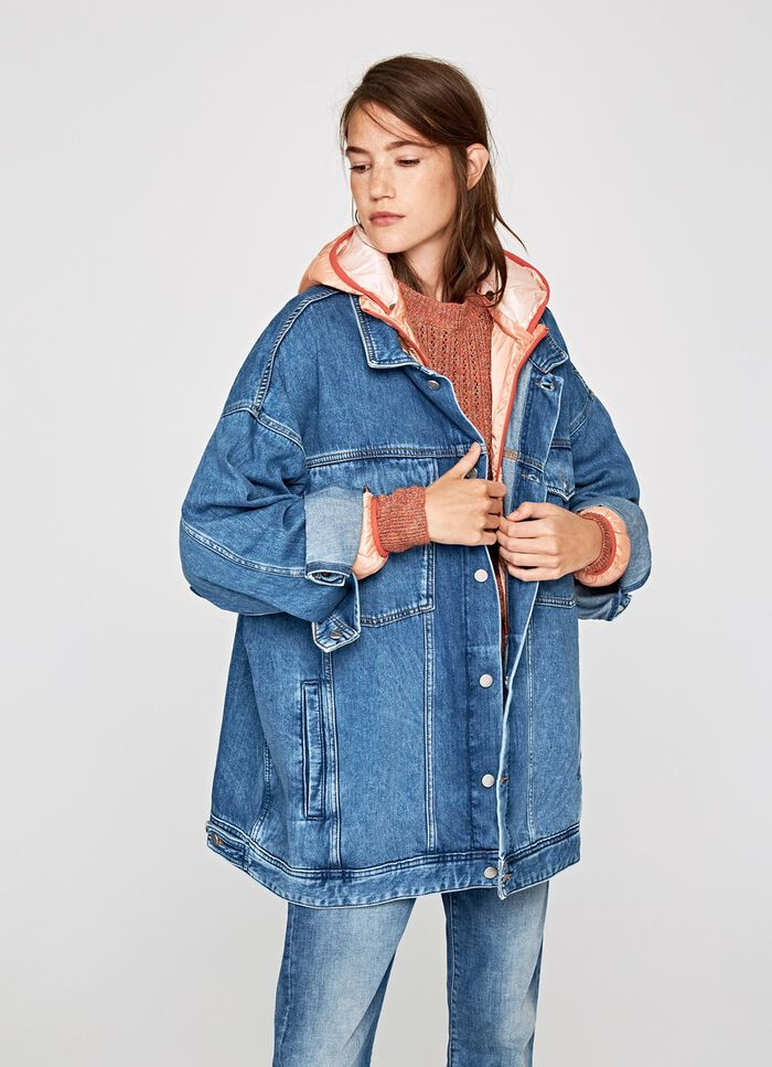 Mäntel   Jacken für Damen   Pepe Jeans London 6be7781a4a