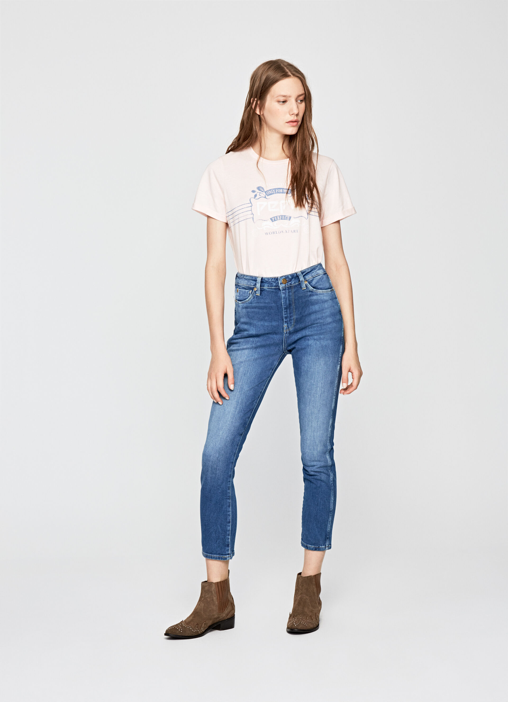 JEANS DION SKINNY FIT HIGH WAIST | DAMEN