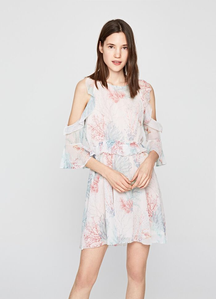 57c511ec4a4f85 Women's Dresses | Pepe Jeans London
