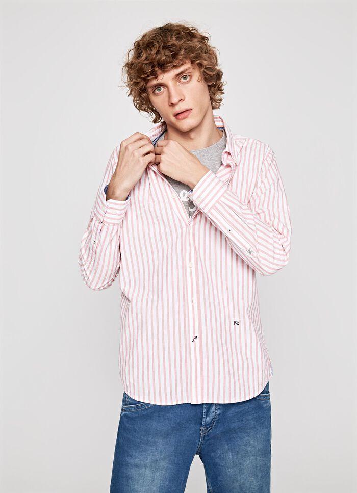 4169d735d Chemises pour Homme - Soldes Pepe Jeans London