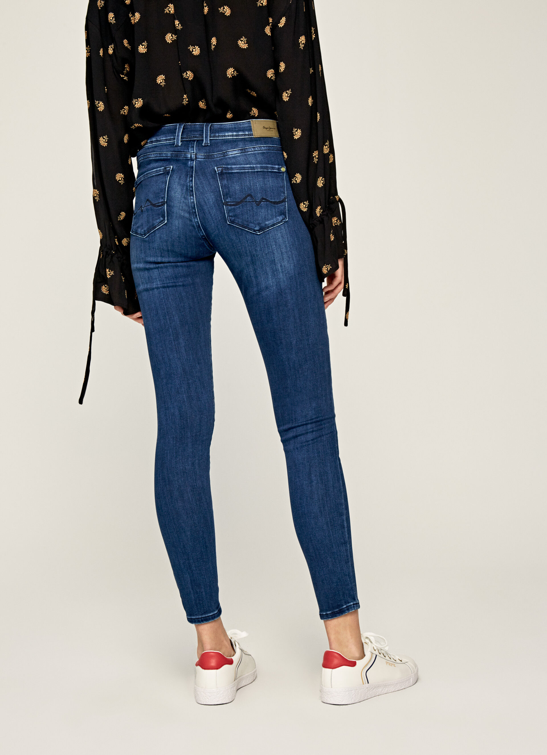 skinny fit jeans »LOLA«