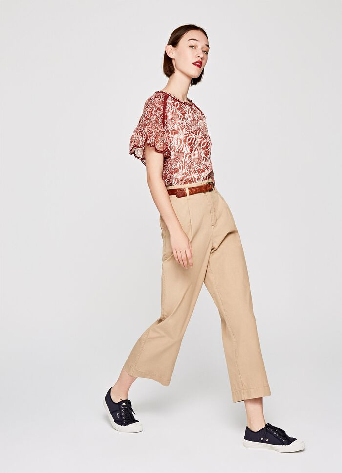 a7b6927302 Women's Trousers and Jumpsuits | Pepe Jeans London
