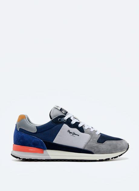 Tinker Pro Rump 0 2 Combined Sneakers Pepejeans