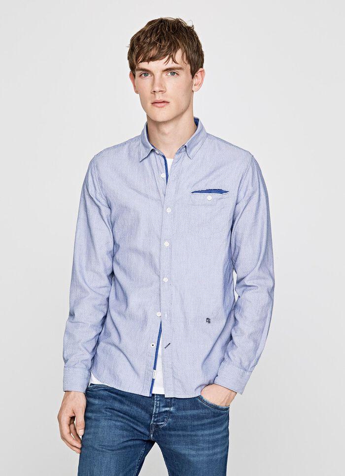 Men S Shirts Pepe Jeans London