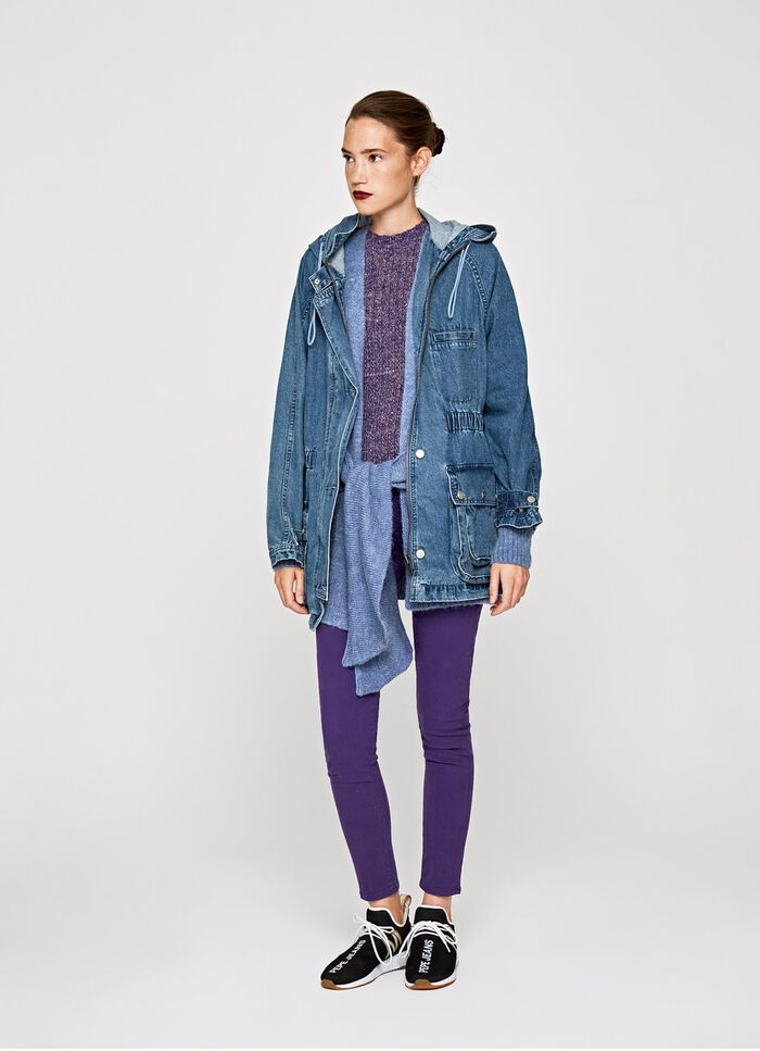 Women s Coats and Jackets   Pepe Jeans London 988e06092a