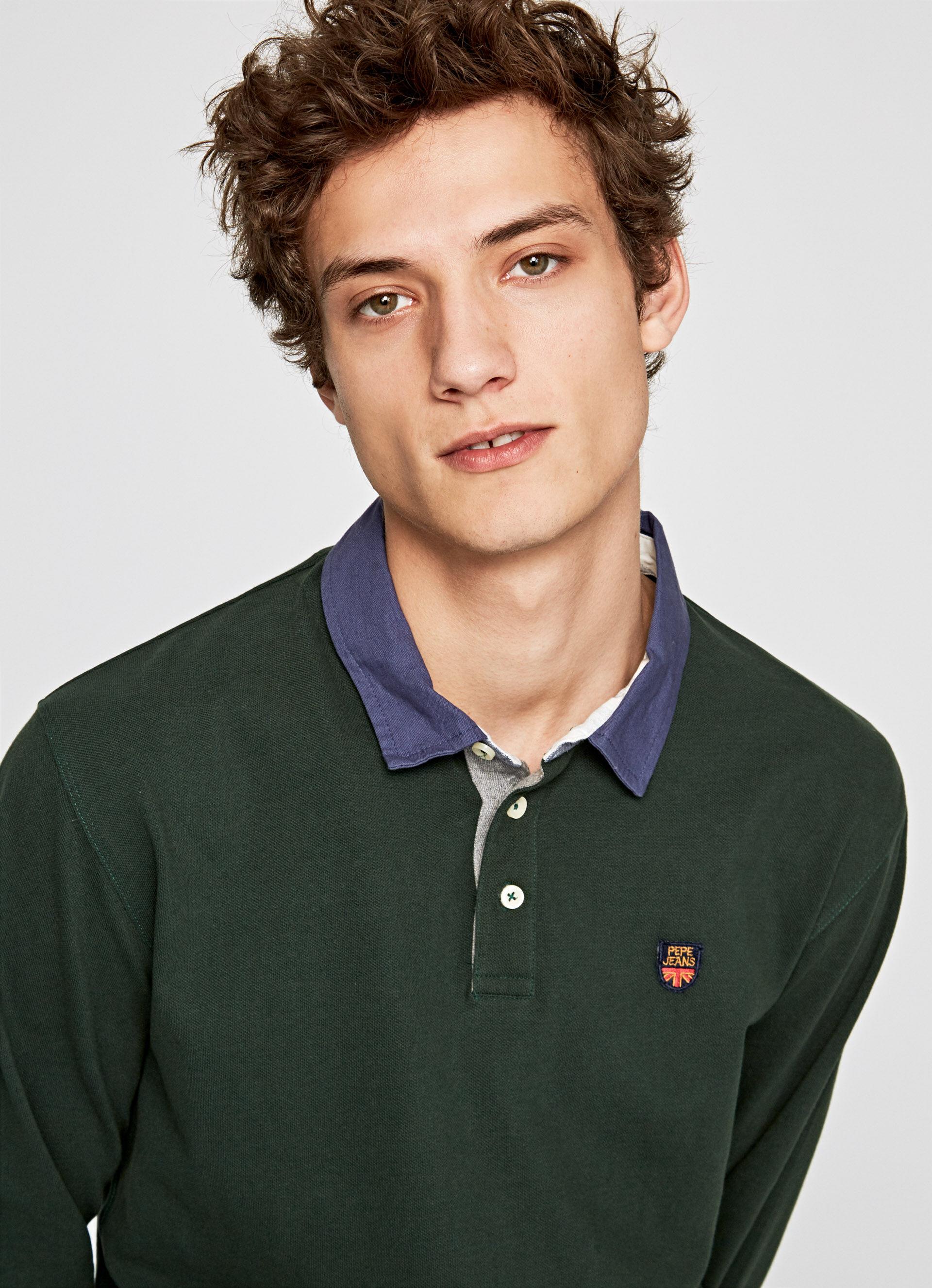 Pepe Jeans Tao LS Polo para Hombre