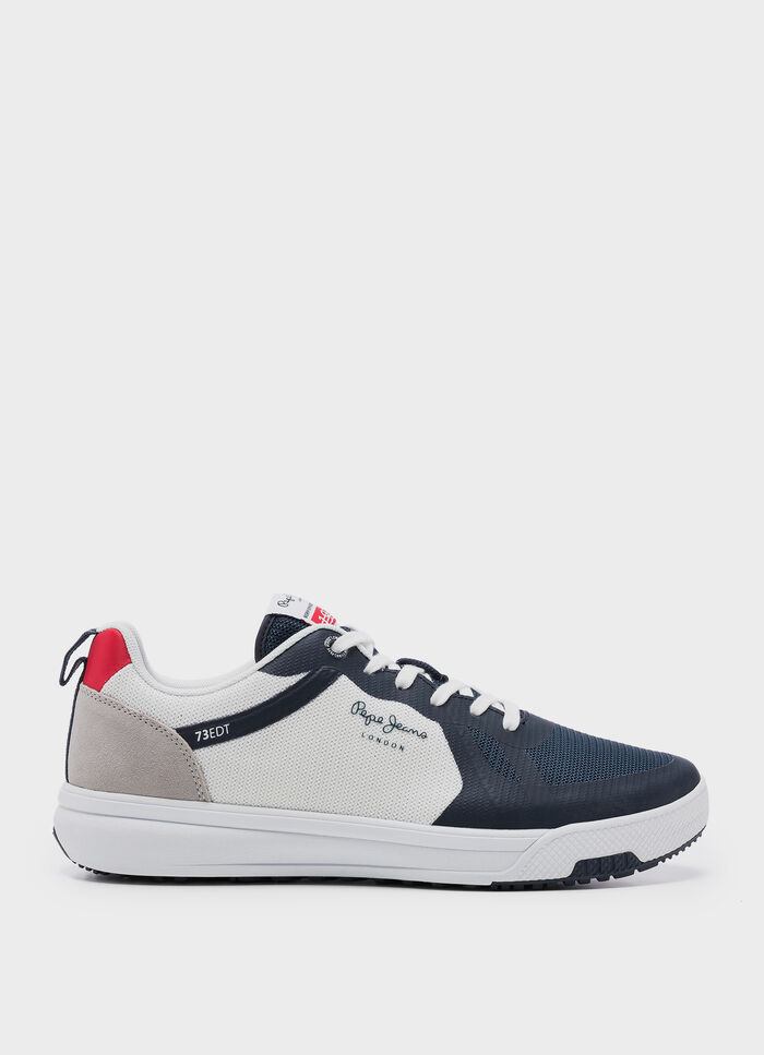 72cf3ef0769 COMBINED SNEAKERS SLATE MESH, NAVY, large