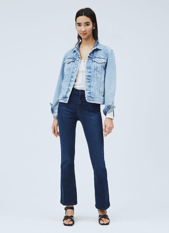 Pepe Jeans Cher High Jean Droit Femme