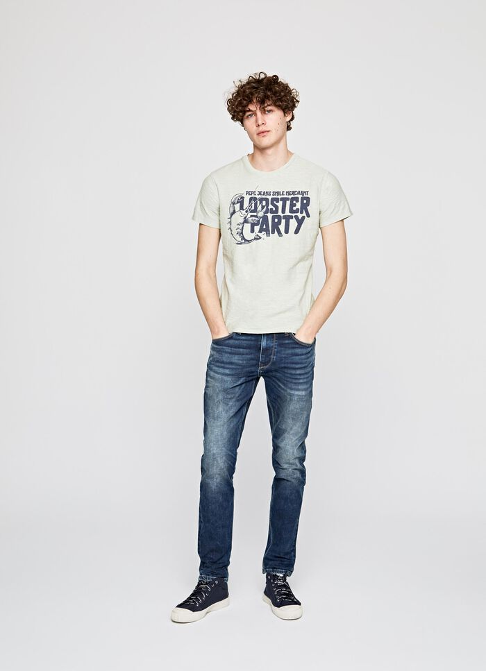 f3ab1c25e28d Men's T-shirts and Polos | Pepe Jeans London
