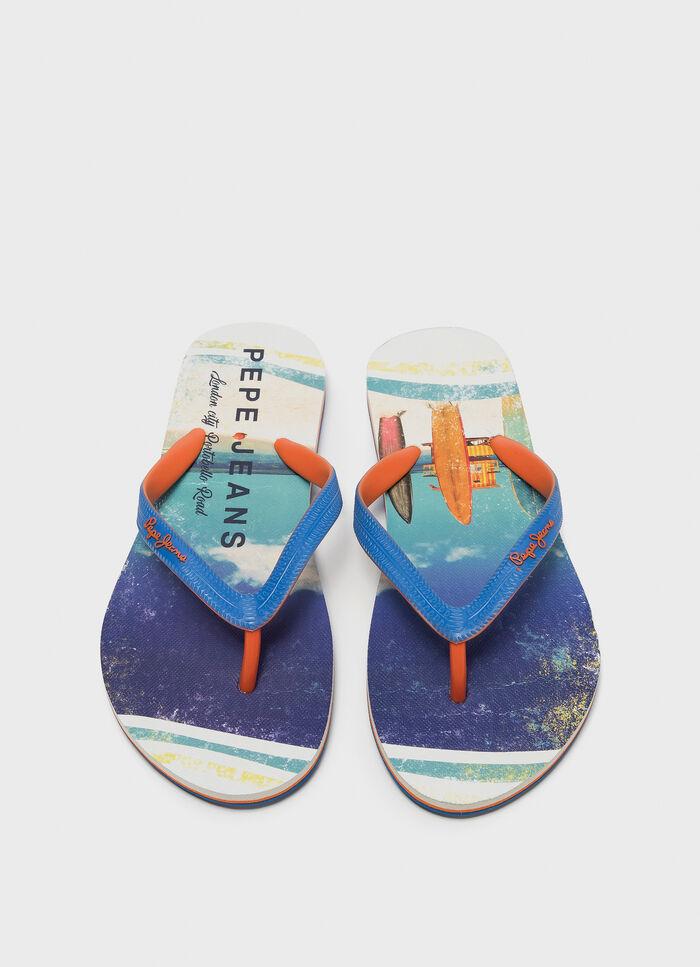 9258a1e60636ae FLIP-FLOPS BEACH SURFER