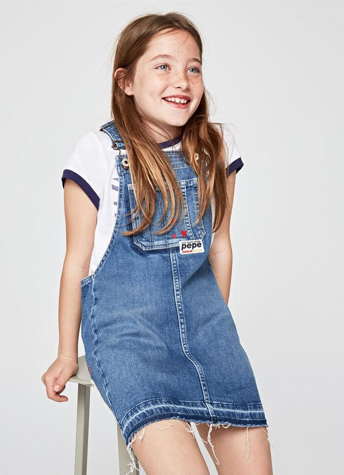 879feae748d Girls' New In Clothing | Pepe Jeans London