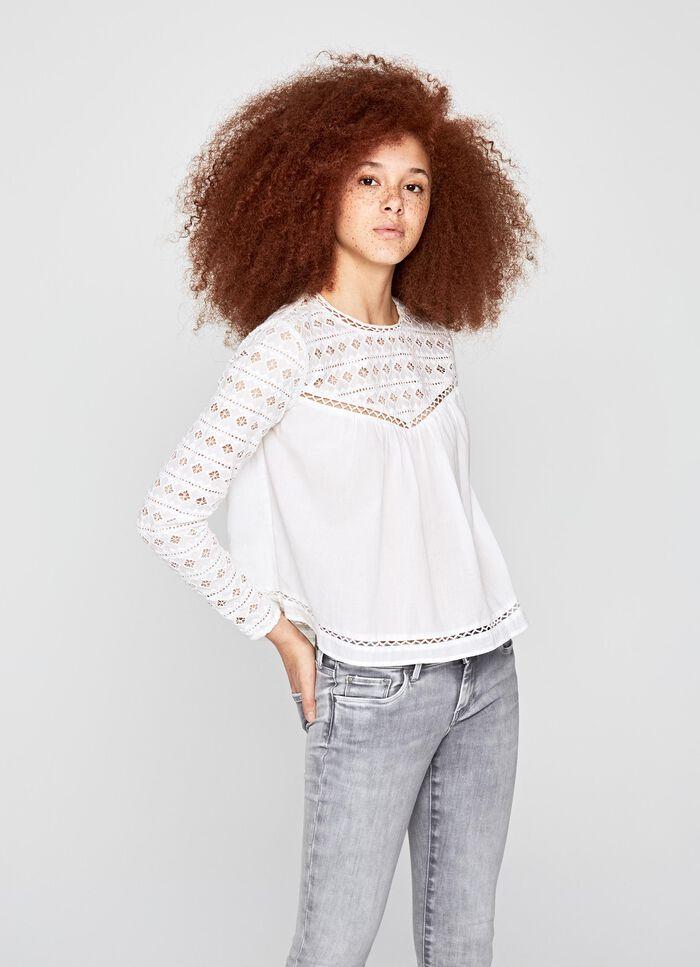125ef8057e070c Hemden & Blusen für Damen | Pepe Jeans London