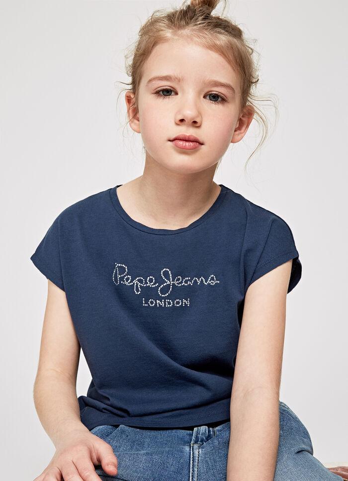 Girls Shirts Pepe Jeans London
