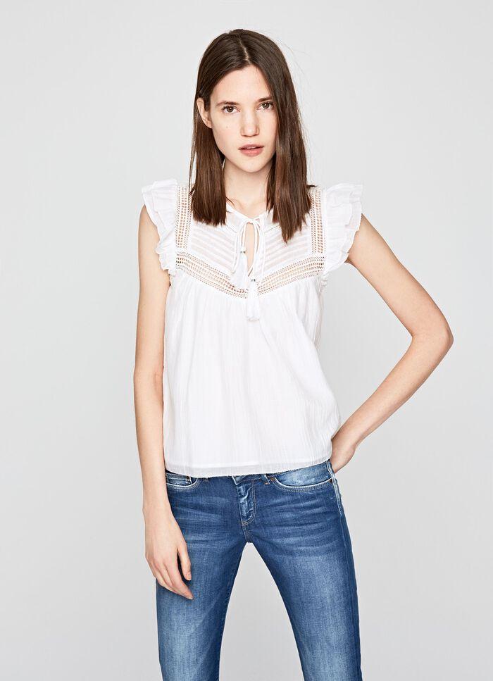 79b3566e9 Tops pour Femme - Pepe Jeans London