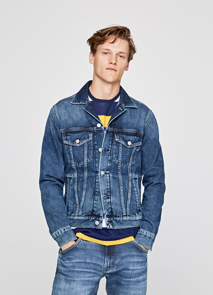 349c60d5a Men's Coats and Jackets | Pepe Jeans London
