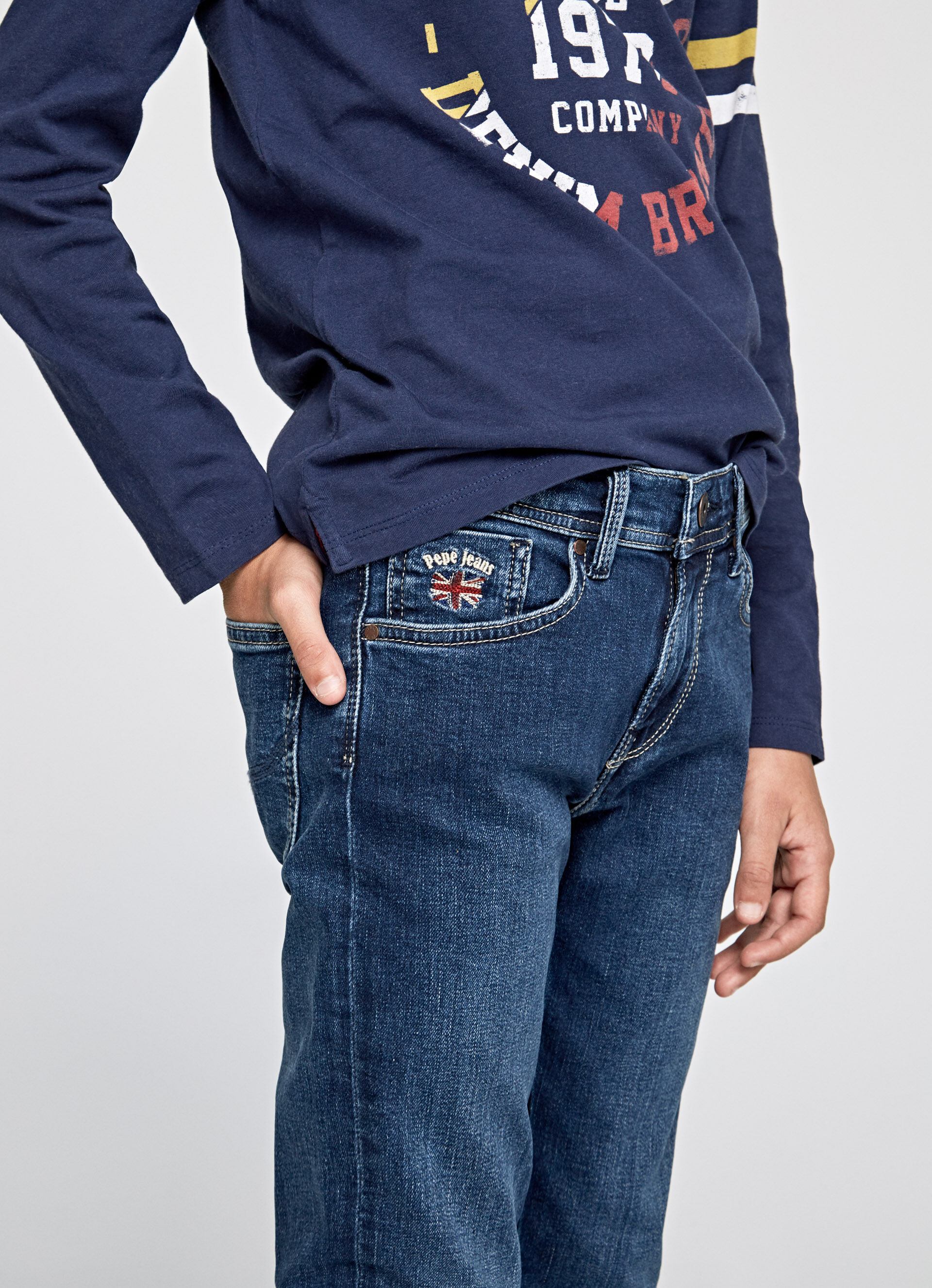 Pepe Jeans Emerson Jeans para Ni/ños