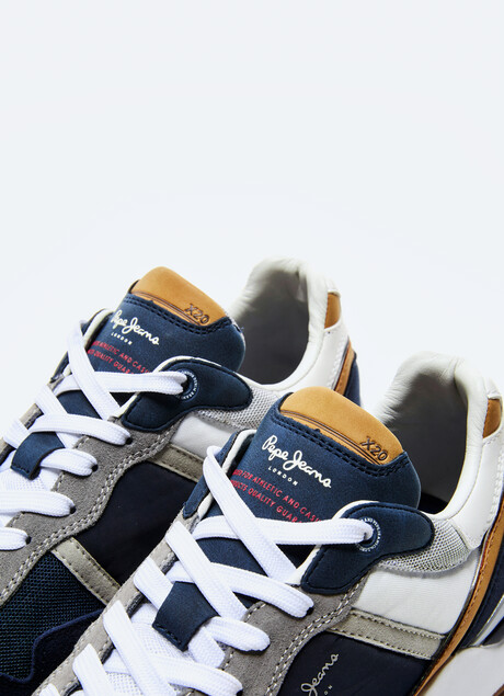X20 Basic Combined Running Shoes Pepejeans