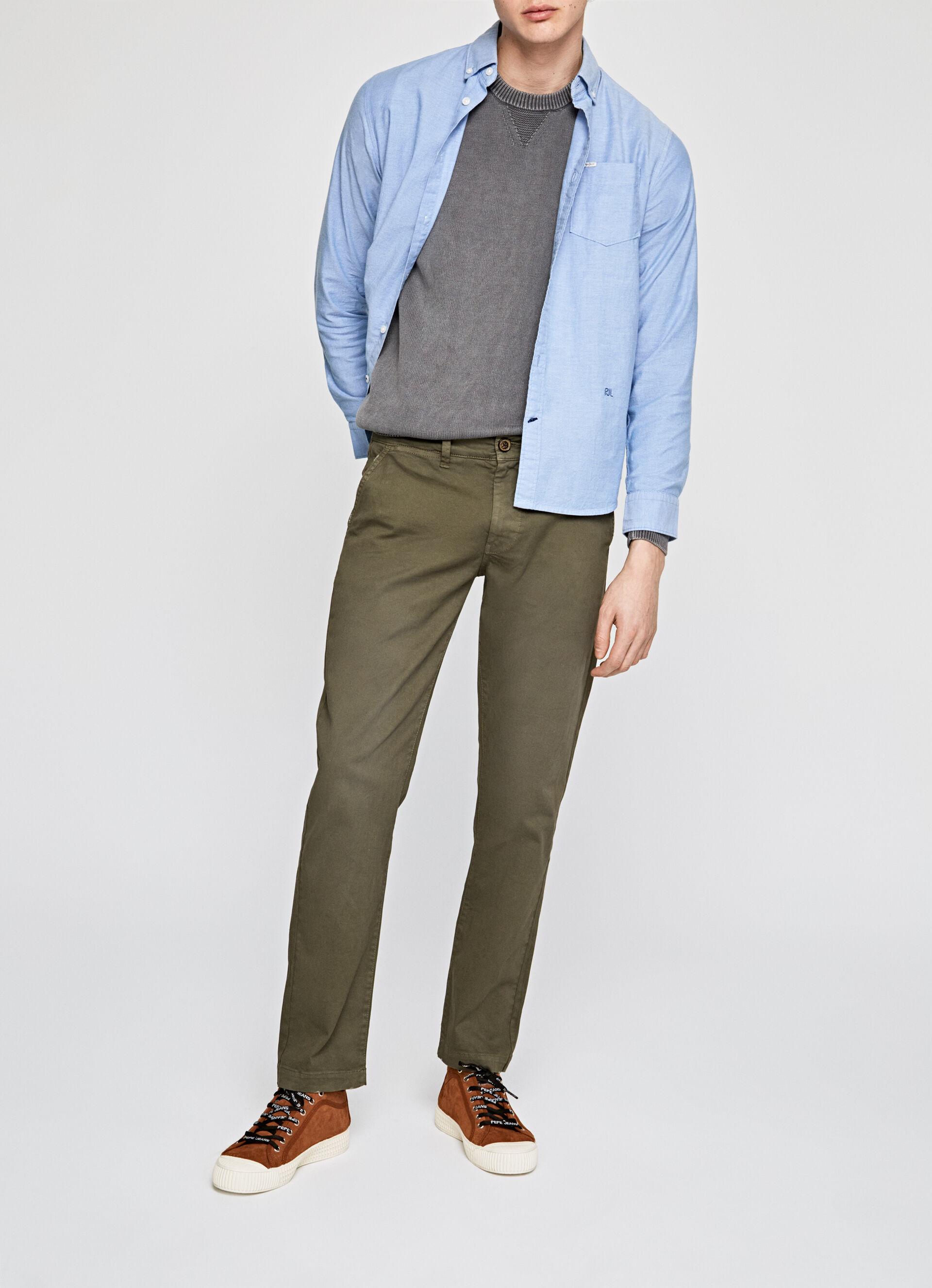 pepe jeans kleid rot, Pepe Jeans Herren Hosen SLOANE Chino