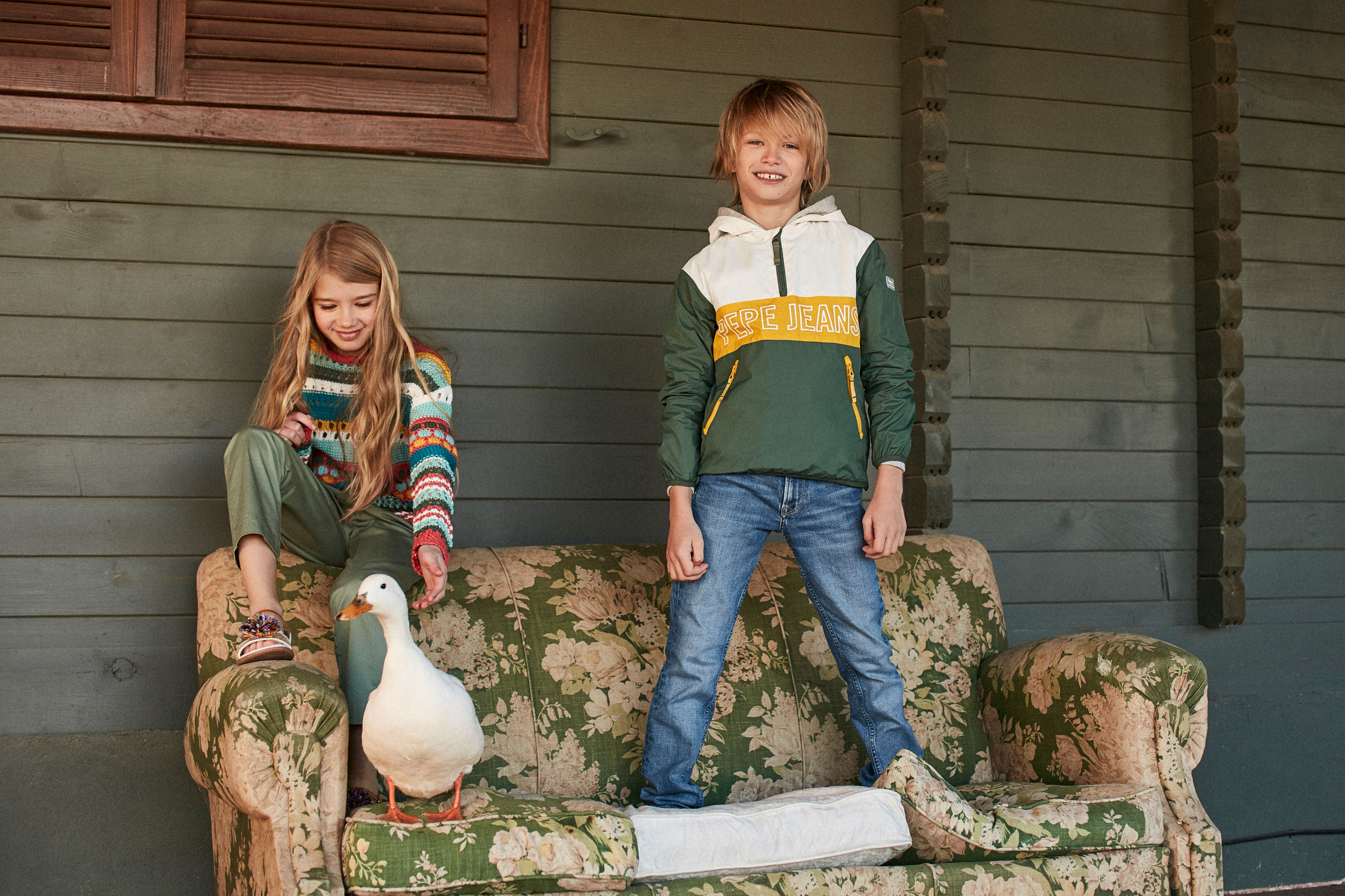 Countryside Adventure Junior Sping-Summer Collection 19