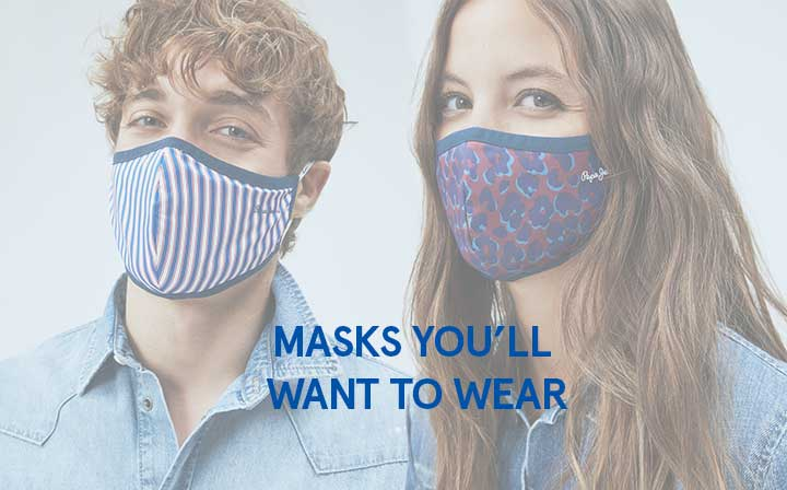 Mask Pepe Jeans