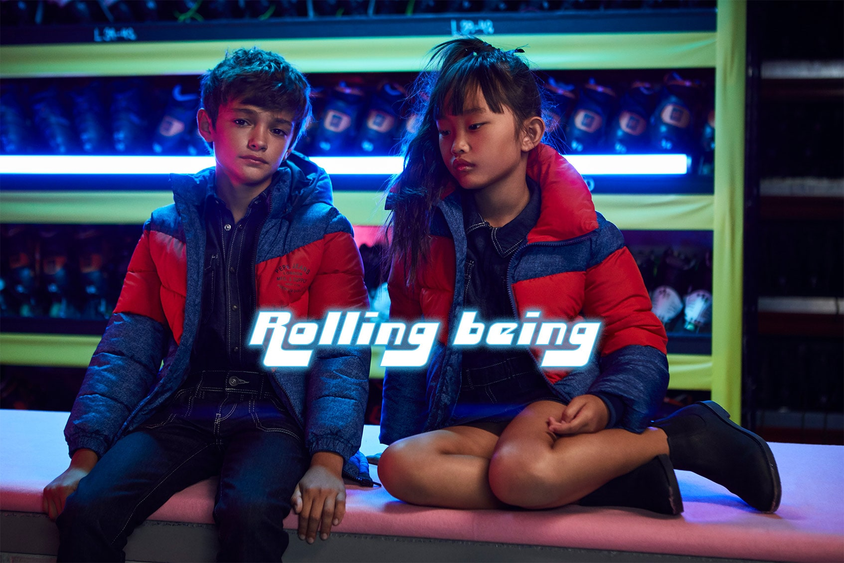Rolling Being - Junior New In