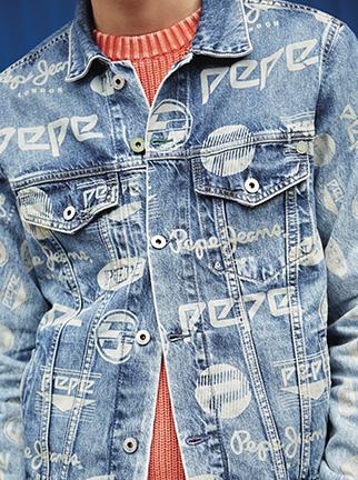 9770f1e18 Zaprojektuj i stwórz własne, unikatowe ubrania Pepe Jeans z pomocą naszych  Custom Artists w sklepie