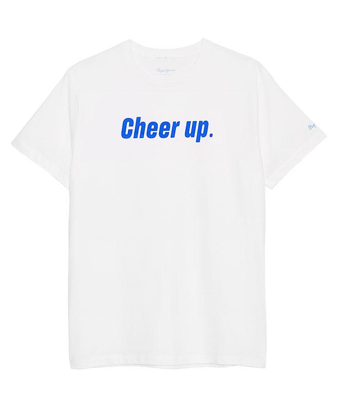 Pepe me up Cheer up model t-shirt