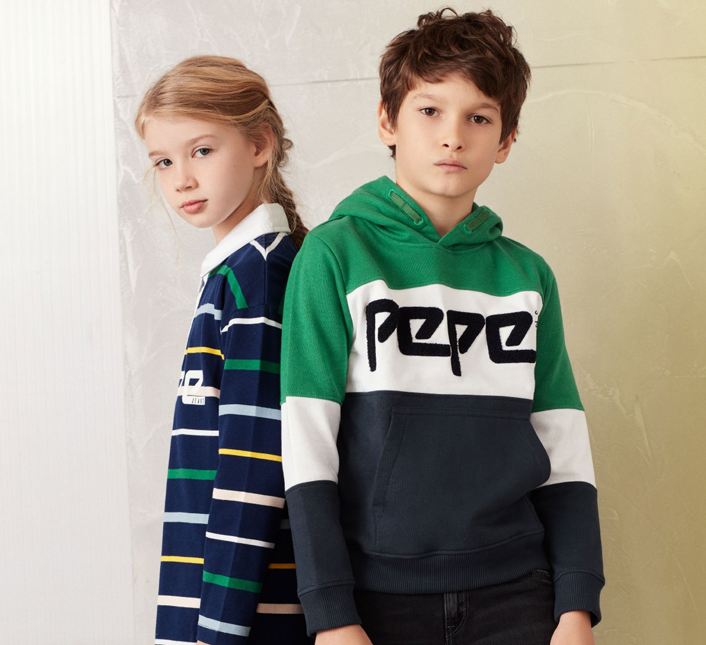 A new Generation by Pepe Jeans