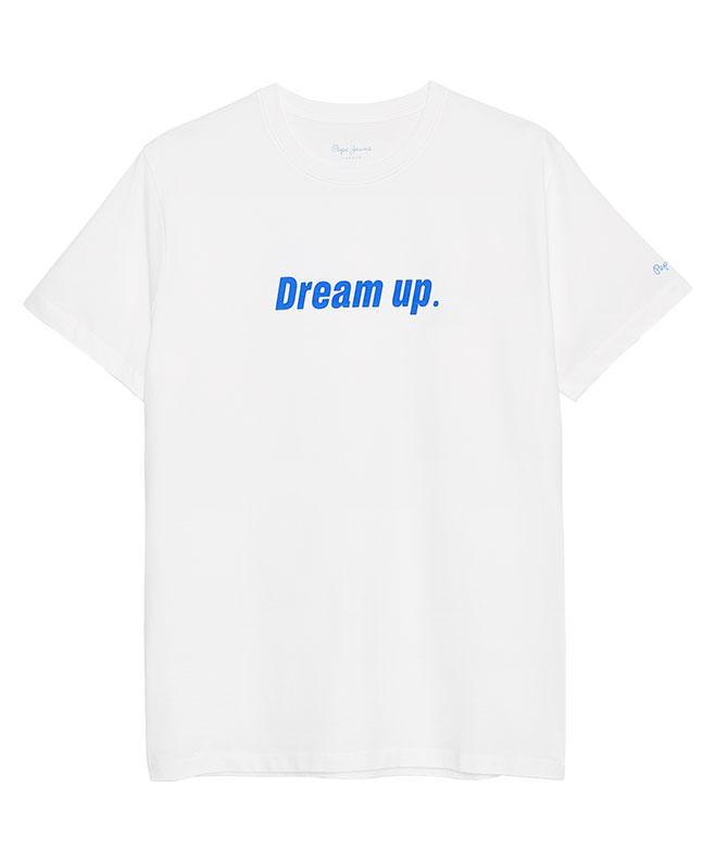 Pepe me up Dream up model t-shirt