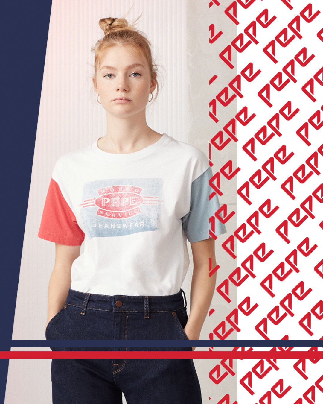 Pepe a new genertion by Pepe Jeans